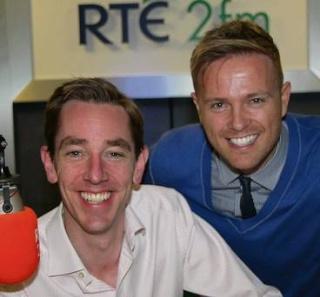 Nicky fue solo Byrne para la radio Nws_2011