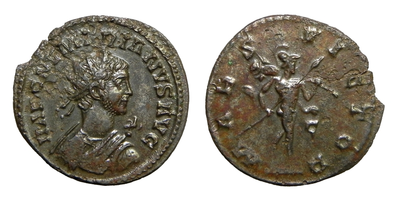 carus - Tacite, Florien, Carus, Numérien, Carin Numeri10