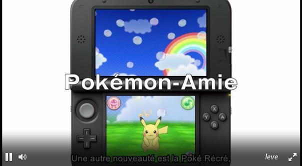 Pokemon [JV] Lune & Soleil, Pokemon Go Magicarpe Jump ... - Page 2 Amie10