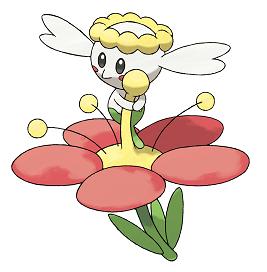 Pokemon [JV] Lune & Soleil, Pokemon Go Magicarpe Jump ... - Page 2 Flabeb10