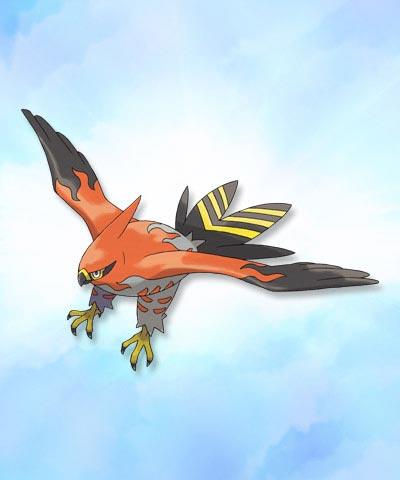 Pokemon [JV] Lune & Soleil, Pokemon Go Magicarpe Jump ... - Page 2 Flambu10