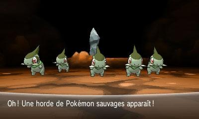 Pokemon [JV] Lune & Soleil, Pokemon Go Magicarpe Jump ... - Page 2 Horde10