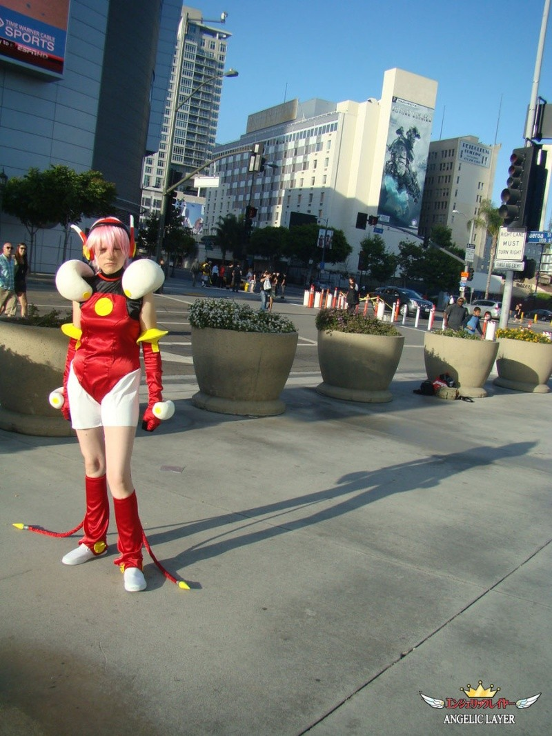 Cosplays sur Angelic Layer Lumina10