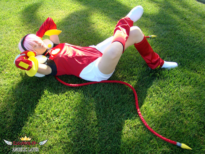 Cosplays sur Angelic Layer Rest_a10