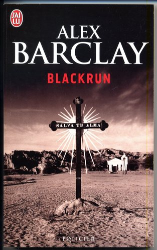 BLACKRUN de Alex Barclay 51klla10