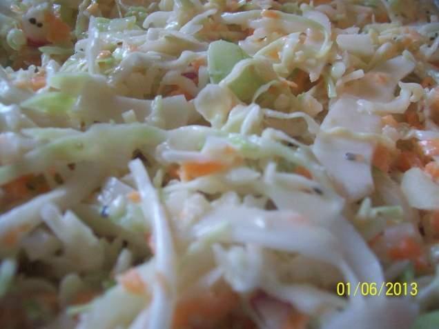 Salade de chou crémeuse de St-Hubert Ginpat10