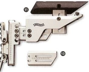 walther LG400 ca bloque! 110