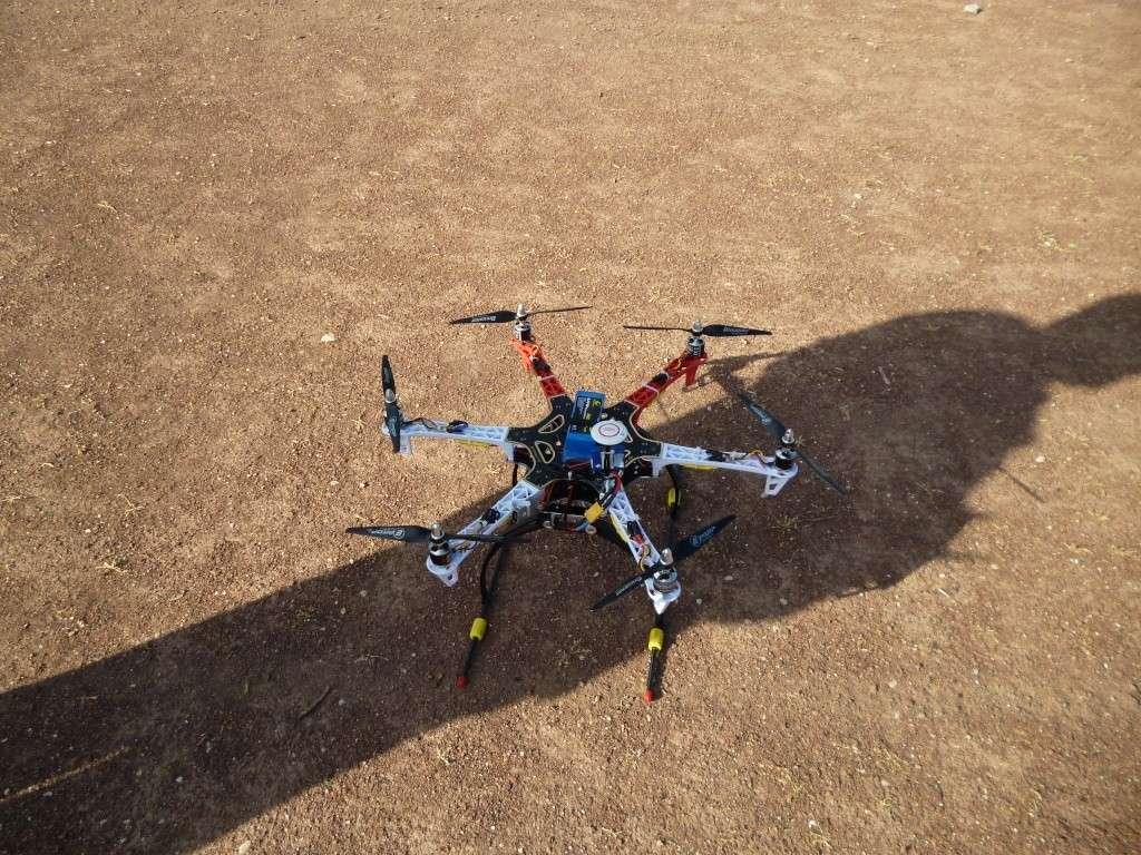 Les Mutli-rotors des membres du club Hexa_510