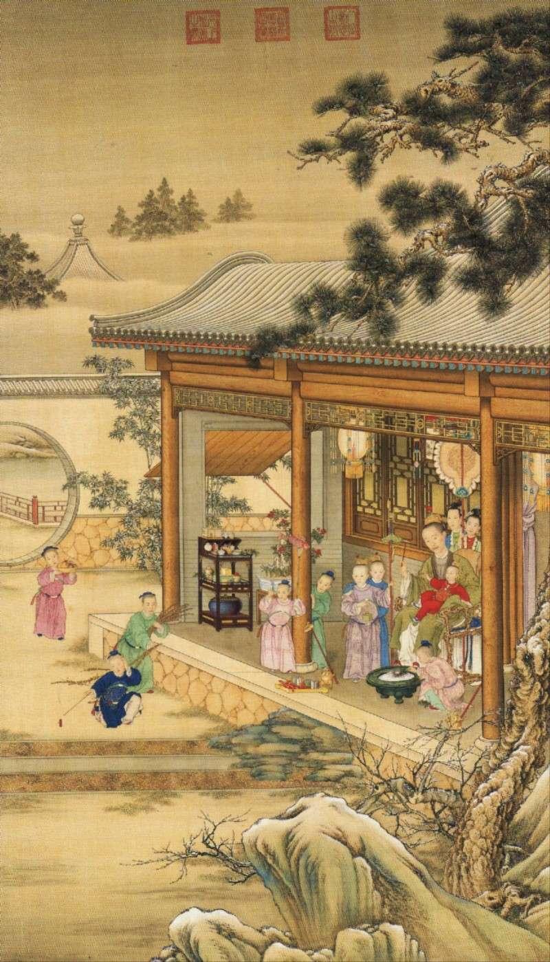 Objets d'art ...et complément ... Qianlo10