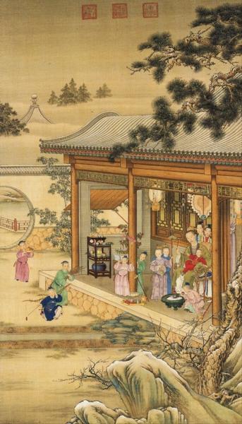 Objets d'art ...et complément ... Qianlo11