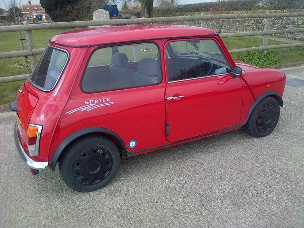 Red Mini Sprite - £2,000 60121210