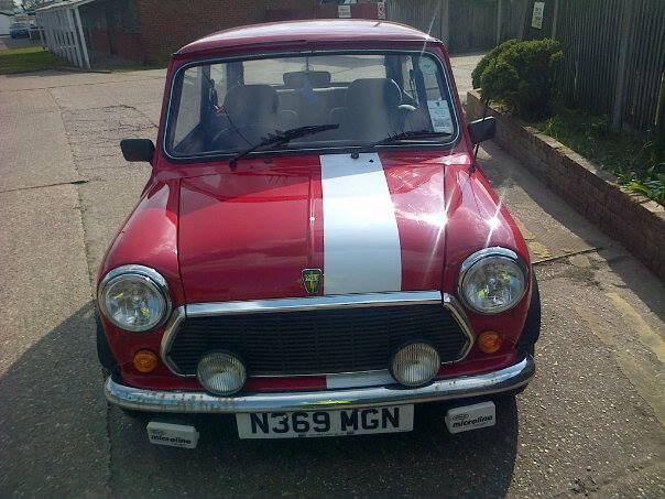 Red Mini Sprite - £2,000 97048510