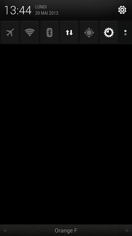 [ASTUCE] Désactiver la notification Économiseur d' énergie Apras10
