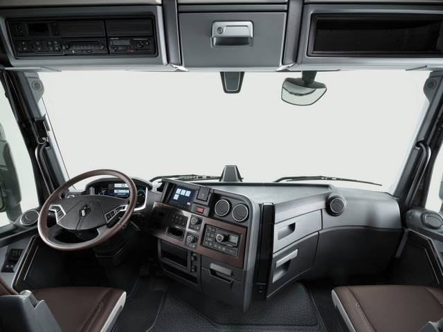 Nouvelle gamme Renault Trucks 116