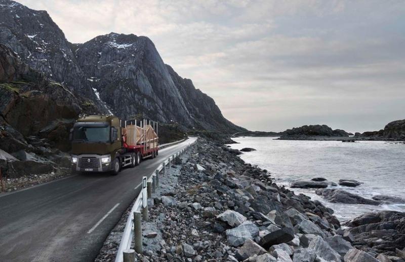 Nouvelle gamme Renault Trucks 117