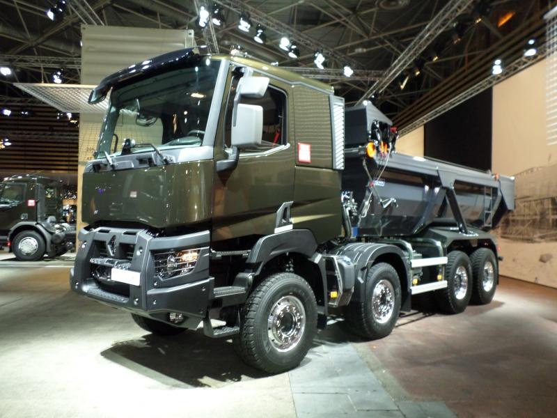 Nouvelle gamme Renault Trucks 3a10