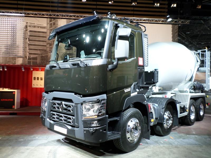 Nouvelle gamme Renault Trucks 4a10