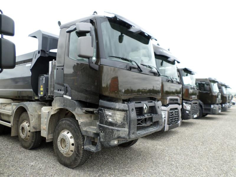 Nouvelle gamme Renault Trucks - Page 2 Chez_r12
