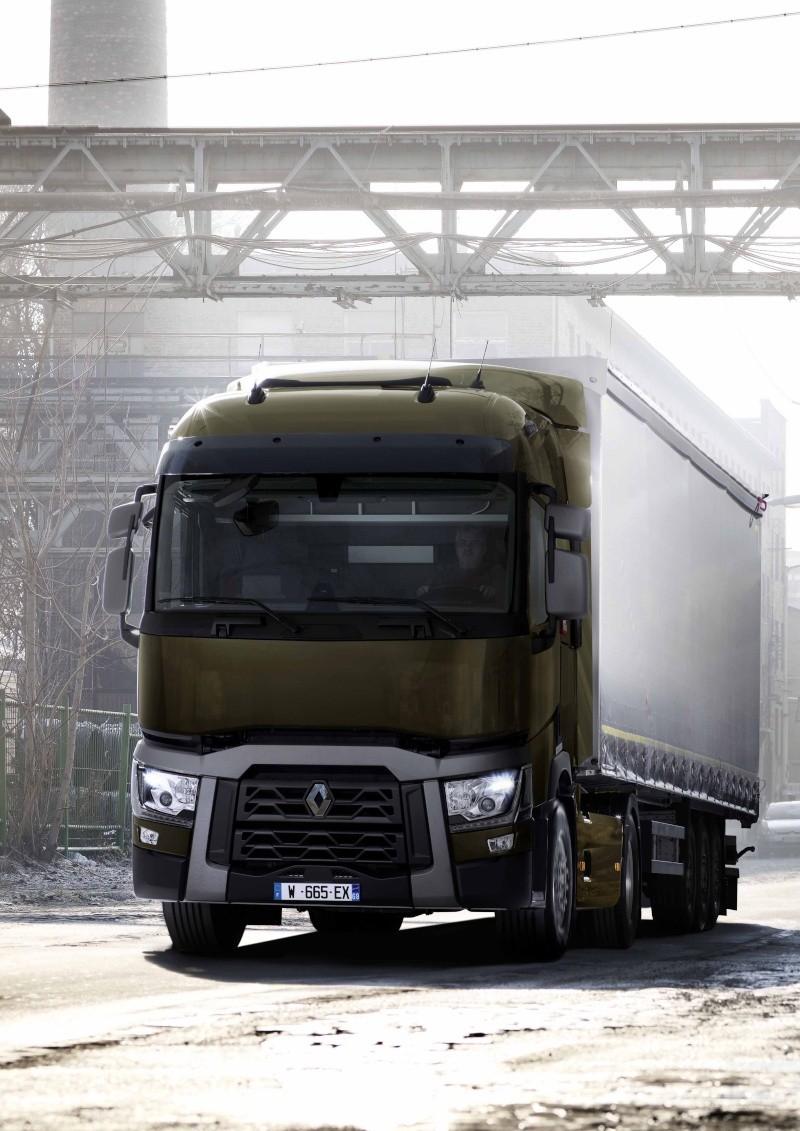Nouvelle gamme Renault Trucks Long-h10