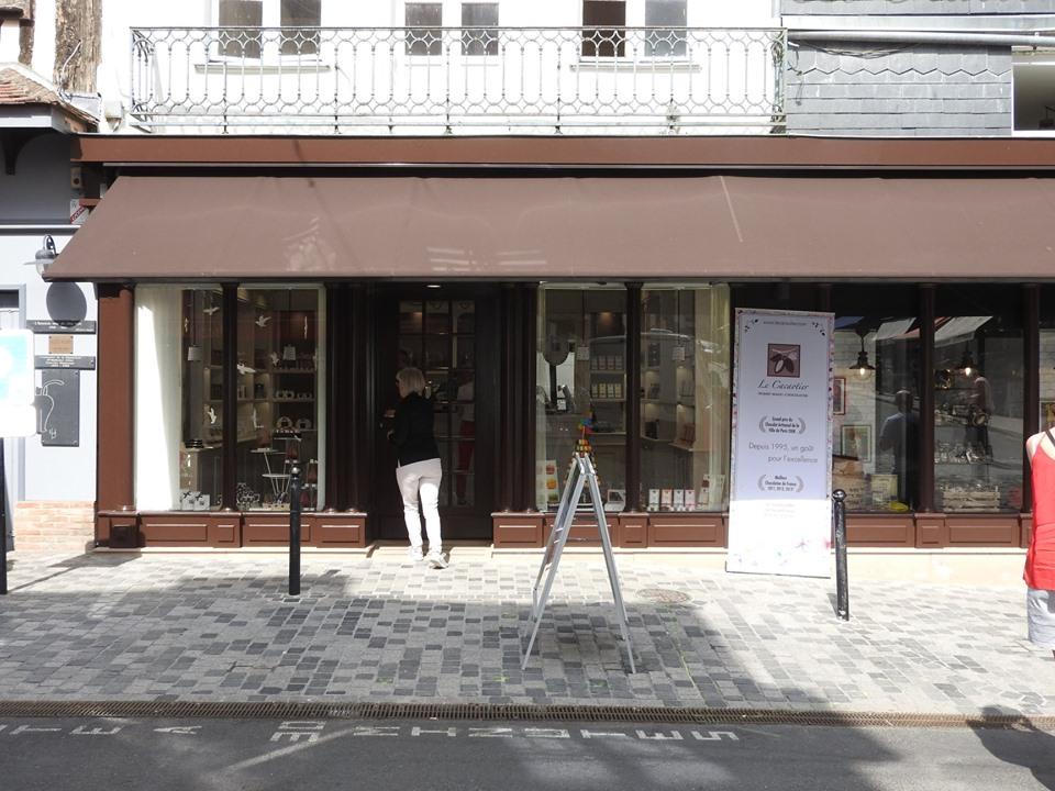 Honfleur - Musée Alphonse ALLAIS La_cho10