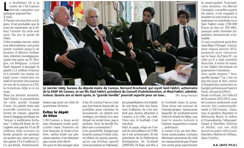 Presse, interviews - Page 3 Articl11