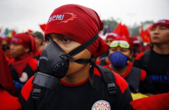 Situation en Indonésie J1110