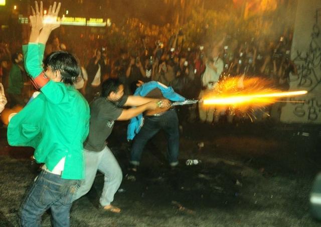 Situation en Indonésie J1210