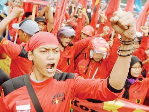 Situation en Indonésie J1511