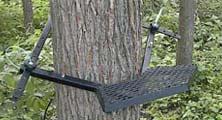 Mini-plateforme auto-grimpante Treesu11