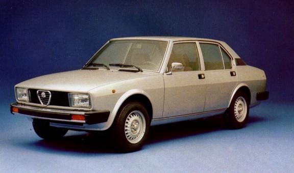 Petite histoire subjective du fabuleux châssis 116 Alfa-r10