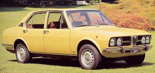 Petite histoire subjective du fabuleux châssis 116 Alfett10