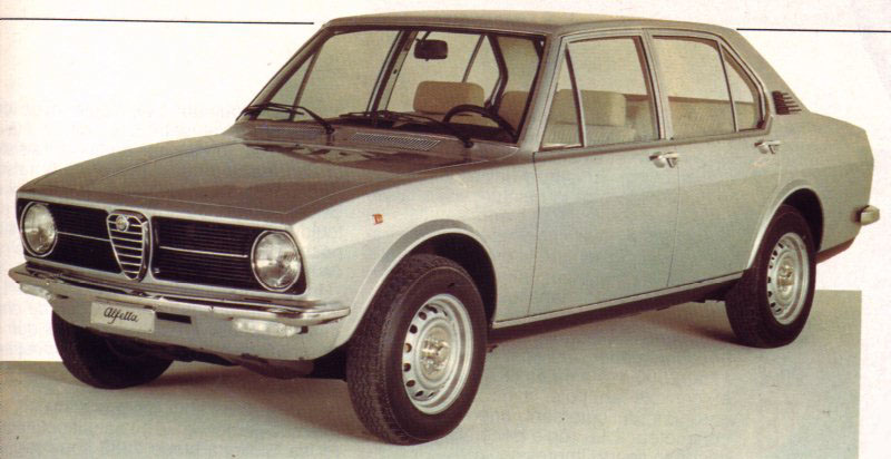 Petite histoire subjective du fabuleux châssis 116 Alfett11