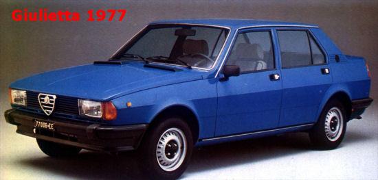 Petite histoire subjective du fabuleux châssis 116 Giulie10