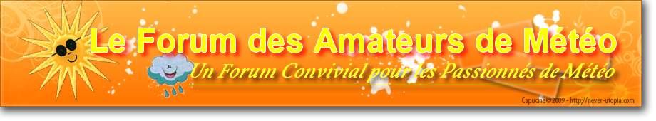 Le Forum des Amateurs de Météos