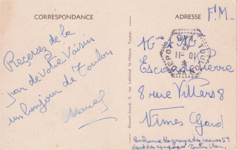 Une petite ( ou grande ) découverte en Poste Navale et CP Toulon10