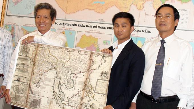 Những tấm bản đồ chứng minh Hoàng Sa, Trường Sa thuộc về Việt Nam 64097210