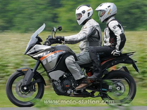 Comparatif motos: Tous les gros trails du moment  Compar12
