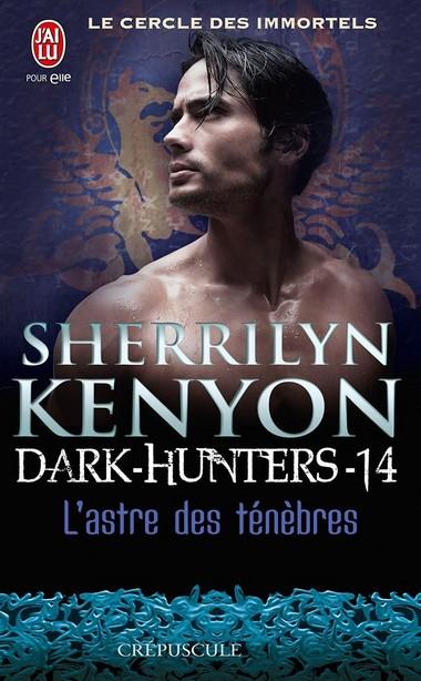 Le Cercle des Immortels T14 - Le Cercle des Immortels - Tome 14 : L'astre des ténèbres de Sherrilyn Kenyon 71ucdx12