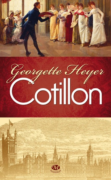 Cotillon de Georgette Heyer 81emve10