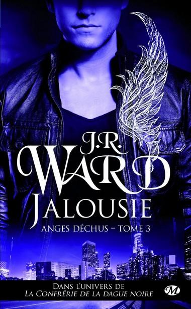 Les Anges Déchus - Tome 3 : Jalousie de JR Ward 81kl8410