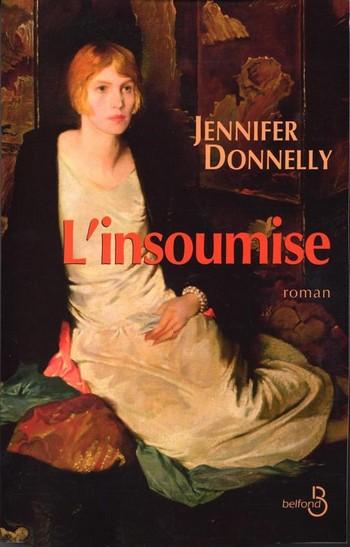 L'insoumise de Jennifer Donnelly 97827110