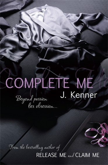 La trilogie Stark - Tome 3 : Aime-moi de Julie Kenner Comple10