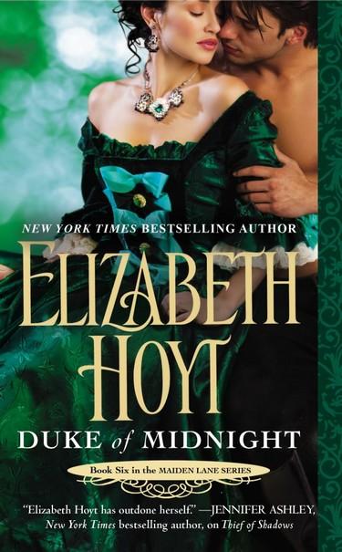 Les Fantômes de Maiden Lane - Tome 6 : Le Duc de Minuit d'Elisabeth Hoyt Duke11