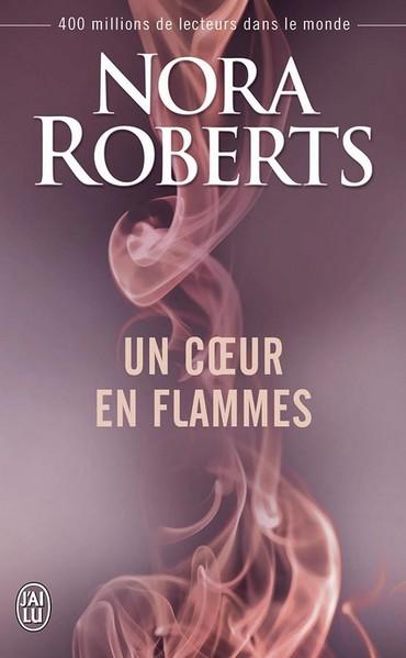 Un coeur en flammes de Nora Roberts Flamme10