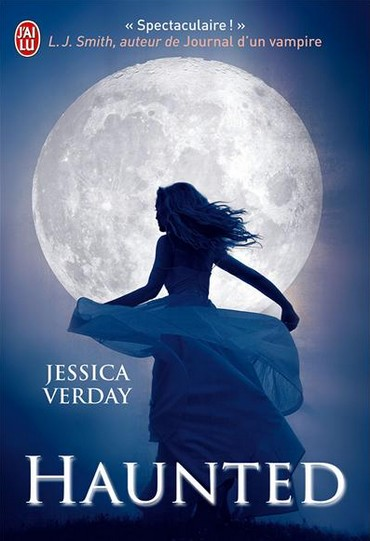 The Hollow - Tome 2 : Haunted de Jessica Verday H11