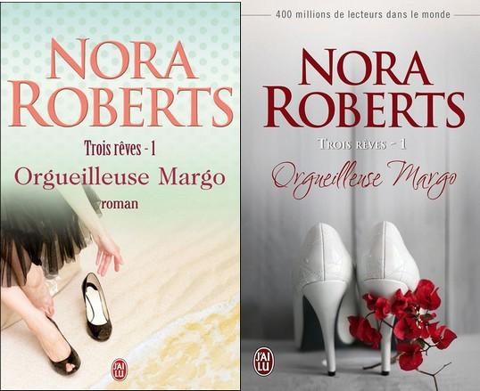 Trois Rêves - Tome 1 : Orgueilleuse Margo de Nora Roberts Margo_10