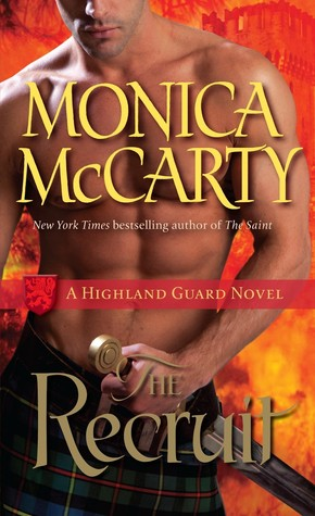 Les Chevaliers des Highlands - Tome 6 : La Recrue de Monica McCarty Recrui10