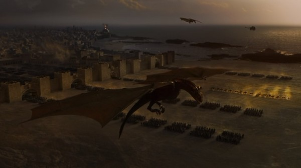 And Now His Watch Is Ended (épisode 4) Dragon10