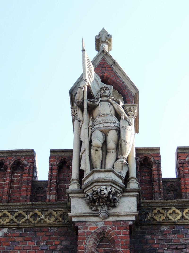 Фридланские ворота в Калининграде Dscn9826