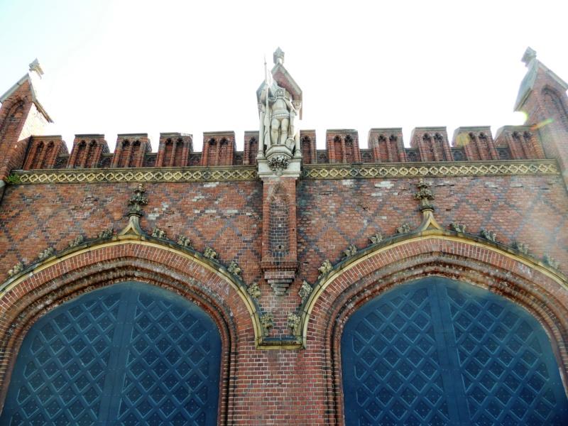 Фридланские ворота в Калининграде Dscn9827